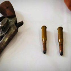 हथियार के साथ 5 गिरफ्तार, लूट की बना रहे थे योजना