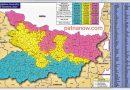 बिहार का चुनावी मैप