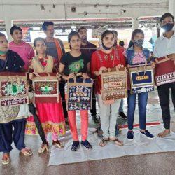 अखबार में आंदोलन की खबरों को पढ़कर दिल्ली से आरा पहुंचे भोजपुरी प्रेमी
