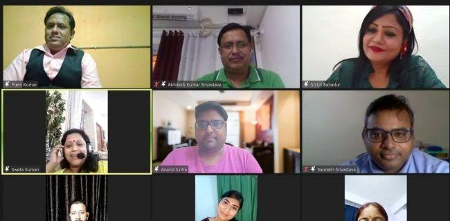 सकारात्मक सोच से मिलेगी कामयाबी : राजीव रंजन प्रसाद